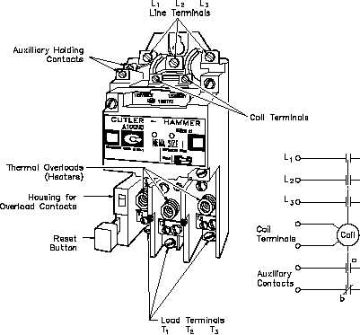 H1011v4 129 on wiring diagram for overload relay