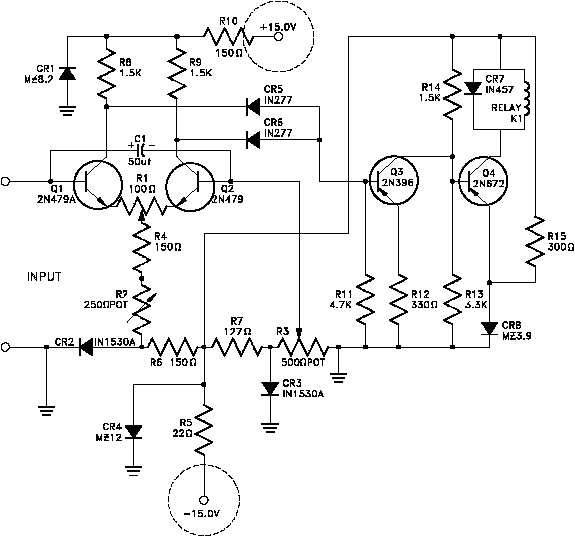 Electronic schematics