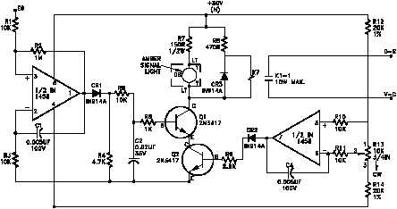 figure 4 comparison of an electronic schematic diagram and its