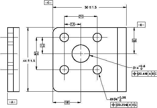 Engineering Symbology Prints And Drawings Doe-hdbk-1016/2-93 Engineering